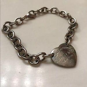 Tiffany inspired bracelet